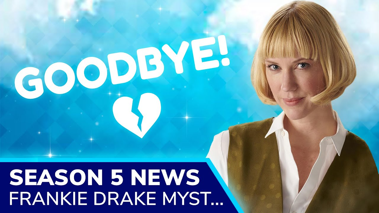 Download FRANKIE DRAKE MYSTERIES Season 5 Canceled by CBC; Lauren Lee Smith New Romantic Role