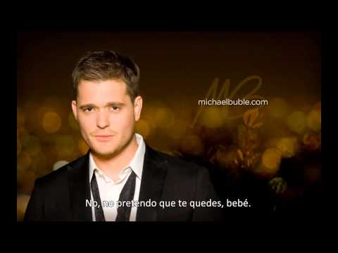 You'll Never Find Another Love - Michael Bublé (Subtítulos en español - Spanish Subtitles)