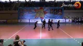 Bad Boys Crew (DanceMasters) - Русские Звезды