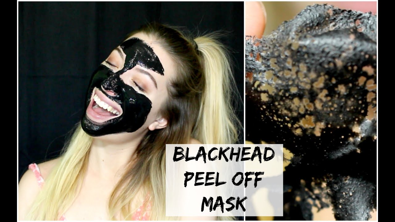 best charcoal face mask peel off