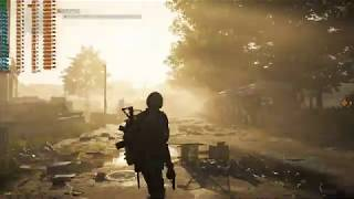 The Division 2 / Gameplay /Начало игры / 3800X + RX5700XT / 1080p / 1440p/ all Ultra /