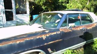 ANDREA'S FINDS...1967 FORD LTD PROJECT....FOR SALE