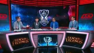 Analyst Desk responds to Dyrus Emotional Interview - League of Legends