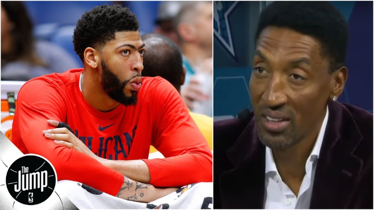 Scottie Pippen: Anthony Davis/Pelicans drama is like my situation with Bulls -- sort of | The Jump