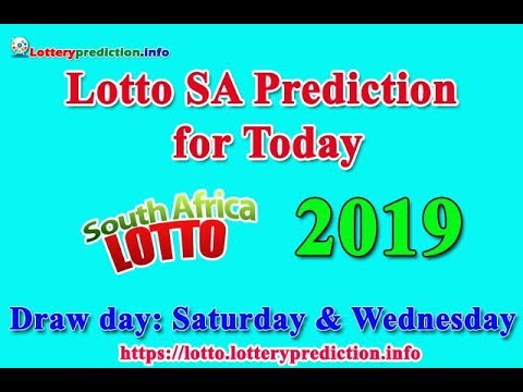 Lotto Prediction exactly 2019 | Lotto South Africa