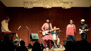 Wild Honey - Maura Kennedy band 7/6/11