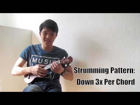 Sea Of Love By Cat Power Ukulele Tutorial Youtube