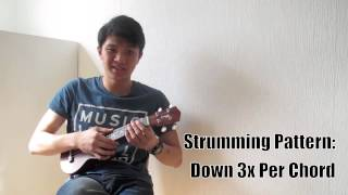 Sea of Love by Cat Power - Ukulele Tutorial