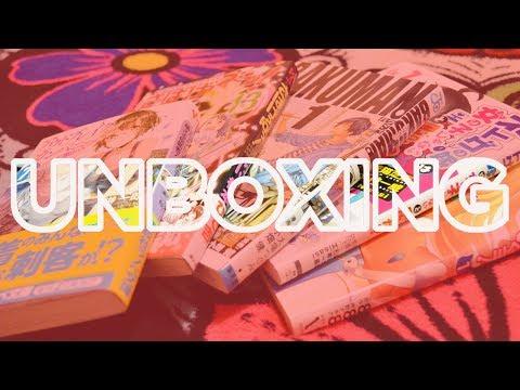 Unboxing Pedido CDJapan | Septiembre 2018