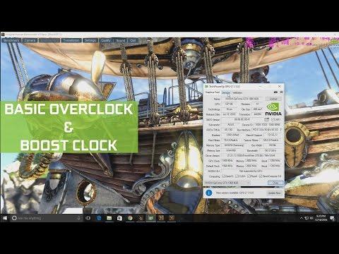 Basic OC Dan Pengenalan Boost Clock ( Nvidia Pascal ) - #KepoTeknologi