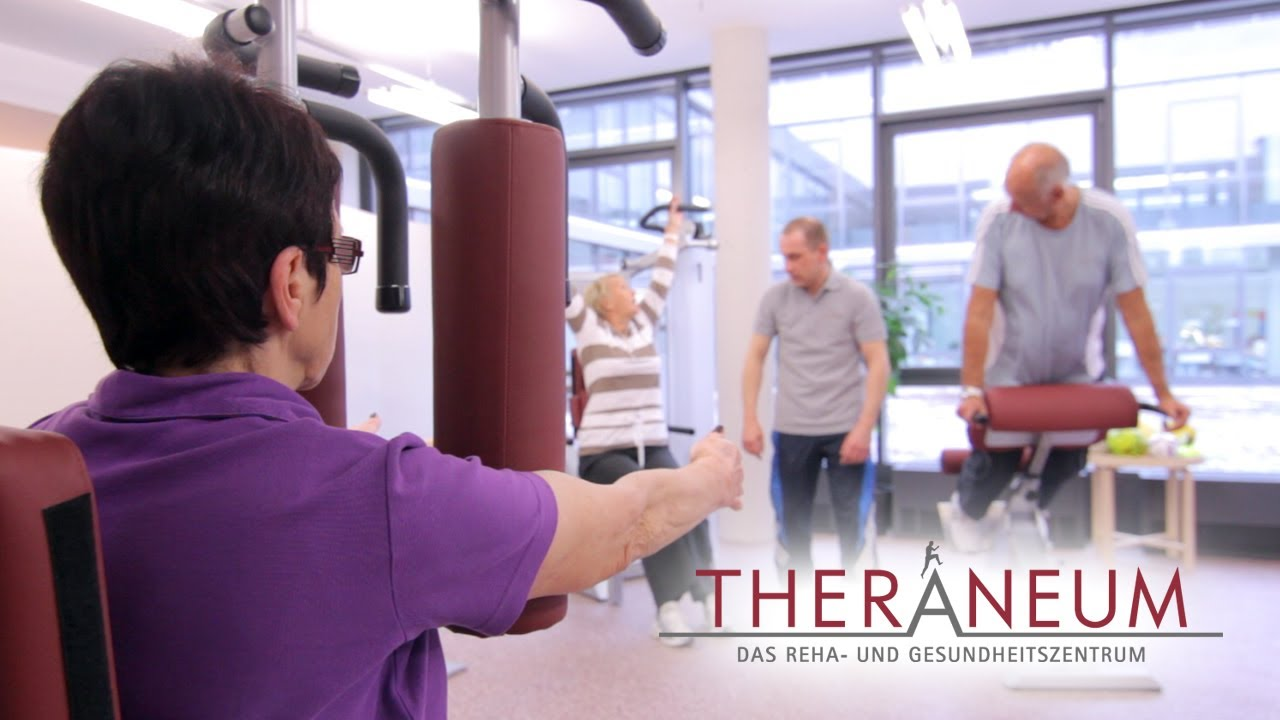 Theraneum | Physiotherapie Offenbach | Imagefilm - YouTube