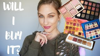 WILL I BUY IT? │ NATASHA DENONA, LIME CRIME, BENEFIT & VIOLET VOSS