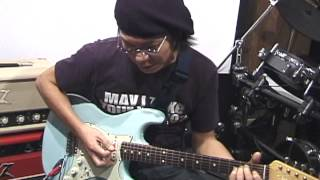 """Intervie with Tsuneo Imahori """"Xotic Effects AC Booster"""""""