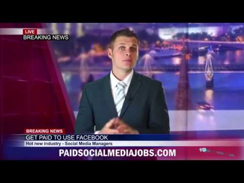 Paid Social Media Jobs now - only for you