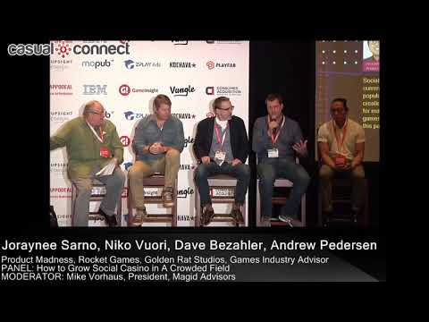 How to Grow Social Casino in a Crowded Field | PANEL