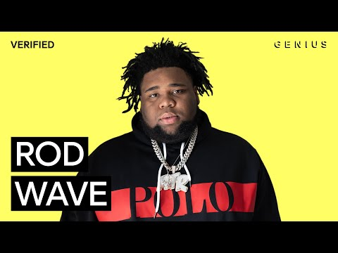 """Rod Wave """"Tombstone"""" Official Lyrics & Meaning 