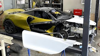 I saved my $5000 McLaren 720s doors - Episode 19