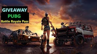[Hindi] PUBG Mobile   Battle Royale Pass Giveaway Announcement[Give Away is over]