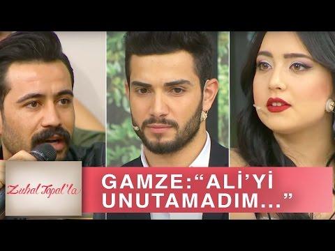 Zuhal Topal'la 182. Bölüm (HD) | Gamze'den Ali ile İlgili Olay İtiraf!