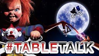 Extra Terrestrials and Chucky on #TableTalk!