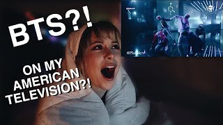 BTS - DNA AMAs Performance Reaction | BTSxAMAs MP3