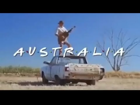 FRIENDs meme- Australia