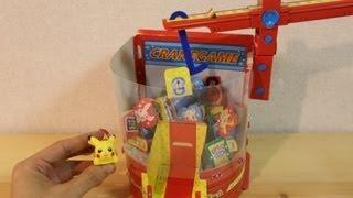 Pokemon Paper Craft Crane Game ~ ポケモン クレーンゲーム 紙製 ペーパークラフト