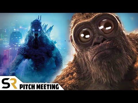 Godzilla vs. Kong Pitch Meeting