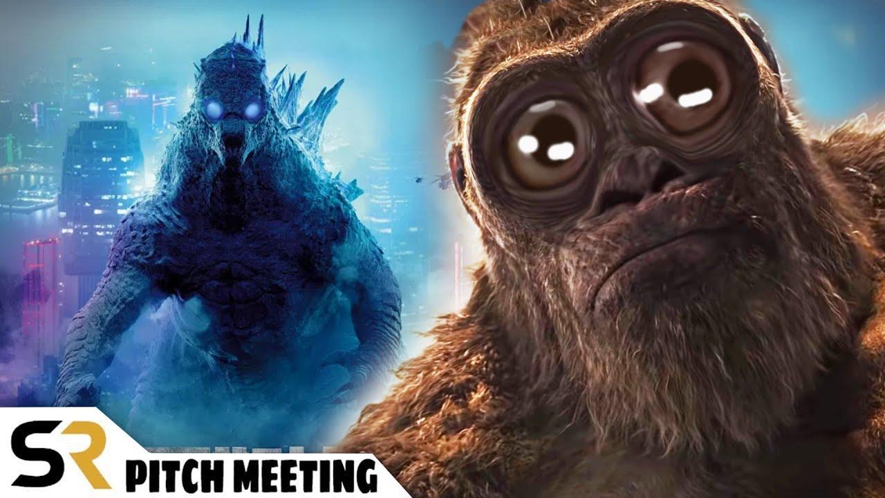 Download Godzilla vs. Kong Pitch Meeting