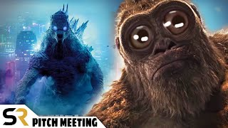 Godzilla vs. Kong Pitch Meeting