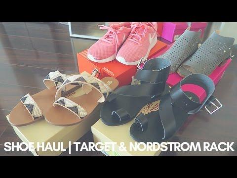 collective-shoe-haul-|-target-nordstrom-rack-nike