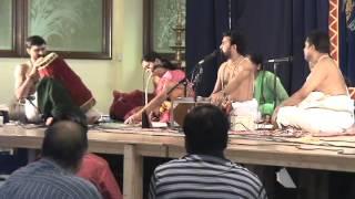 Kadayanallur Rajagopal Bhagavathar NJ - USA Visit