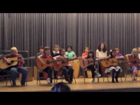 CMC's Musical Discovery Camp 2014