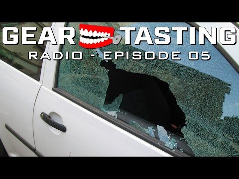 Preventing Vehicle Theft - Gear Tasting Radio Episode 05