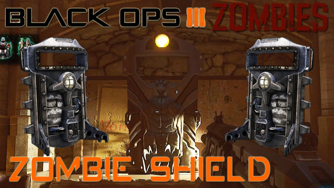 Zombie Shield Full Guide Der Eisendrache Black Ops 3 Zombies