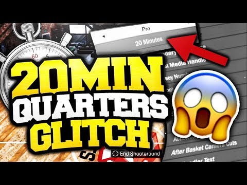 20 MINUTE QUARTERS GLITCH 😱 NEW FASTEST WAY TO REP UP • HOW TO BE THE 1st 99 OVERALL