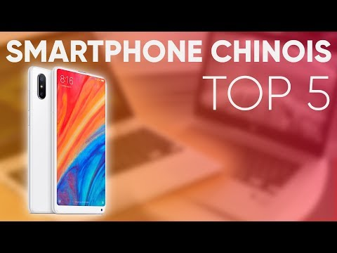 TOP5 : MEILLEUR SMARTPHONE CHINOIS (2019)