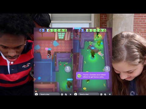 Snap Games: Bitmoji Party - GAMEPLAY & REVIEW