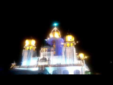 Hola Mahal kiratpur Sahib Anandpur Sahib waheguru ji day one night part 2