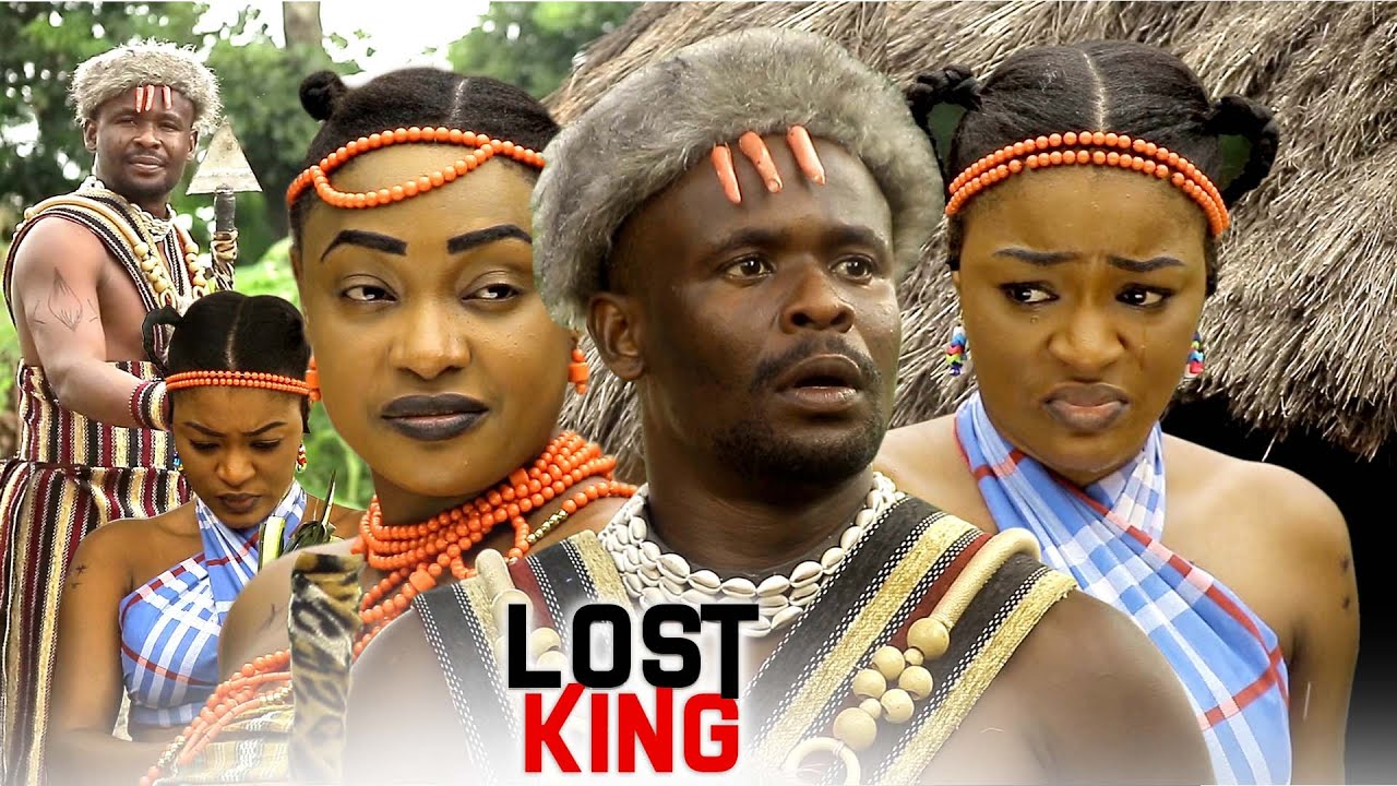 Download THE LOST KING Complete 1&2 (New Movie) ZUBBY MICHAEL CHACHA EKE LIZZYGOLD 2021 LATEST NIGERIAN MOVIE