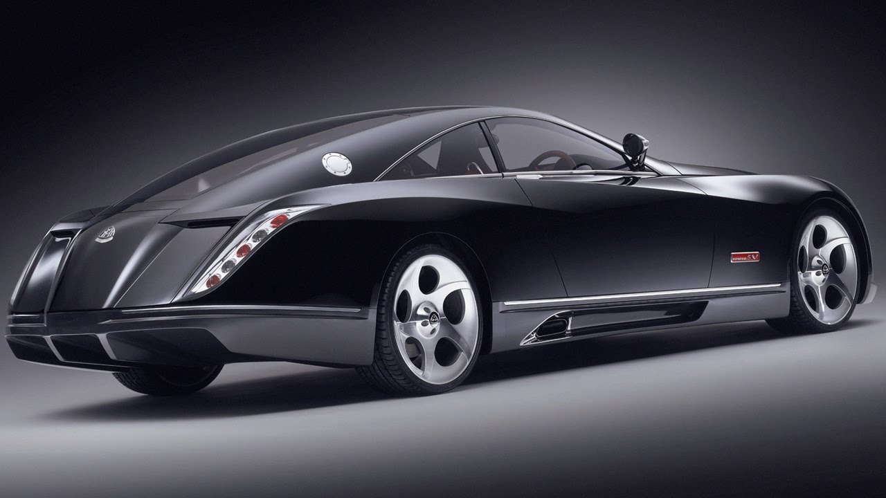 Luxury Vehicle: Top 5 Most Expensive Modern Cars In The World