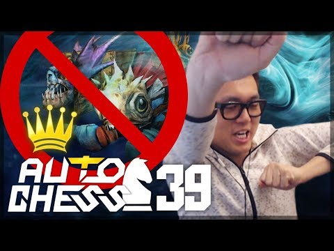 Is Naga Synergy Enough to Stop Mages? | Amaz Auto Chess 39