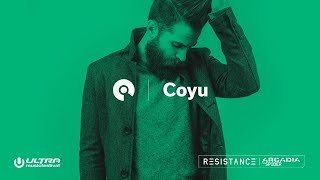 Coyu DJ set @ Ultra 2018: Resistance Arcadia Spider - Day 1