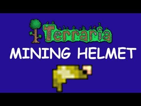 Terraria - Terraria - Mining Helmet