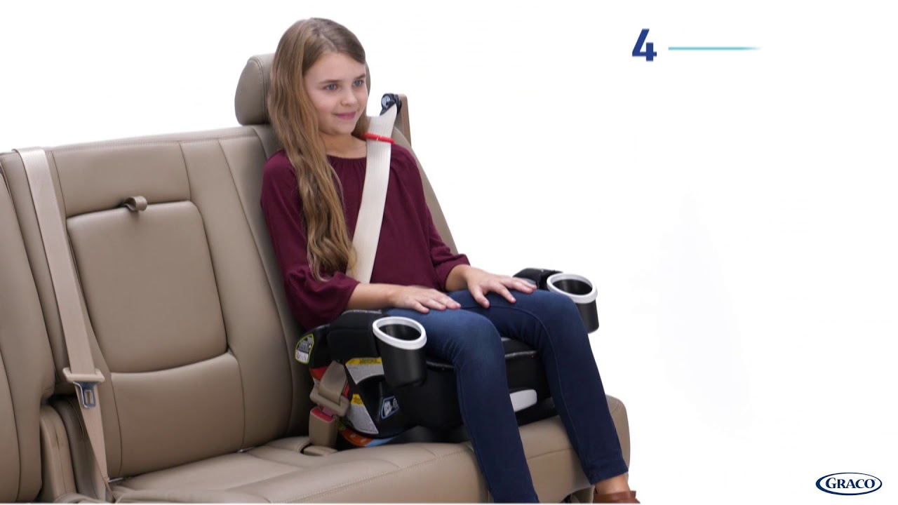Graco 4ever Dlx 4 In 1 Car Seat Youtube