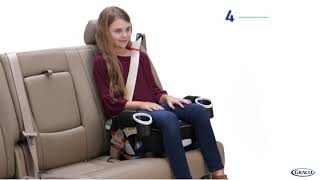 Graco® 4Ever® DLX 4-in-1 Car Seat