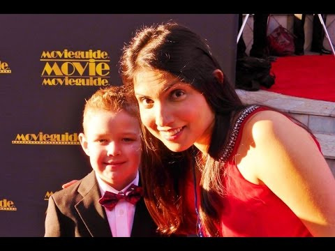 Movieguide Awards 2015: Red Carpet Connor Corum