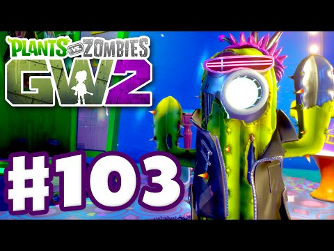 Plants vs. Zombies: Garden Warfare 2 - Gameplay Part 103 - Future Cactus! (PC)
