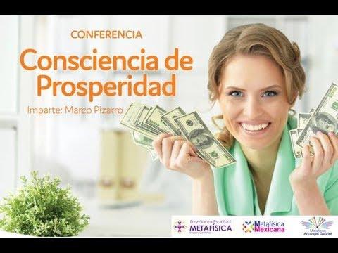 CONSCIENCIA DE PROSPERIDAD