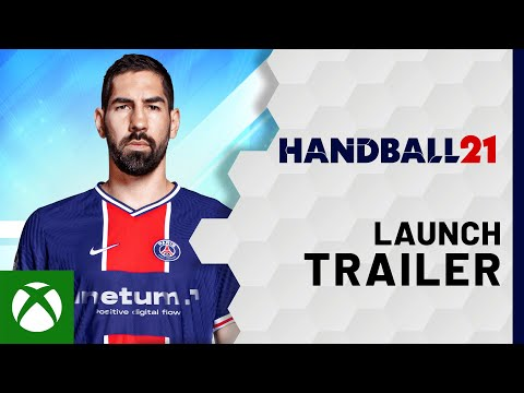 Handball 21 Launch Trailer